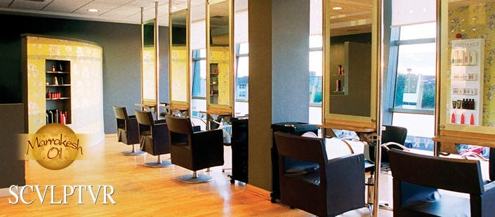 £19 for a Cut & Finish + Conditioning Treatment