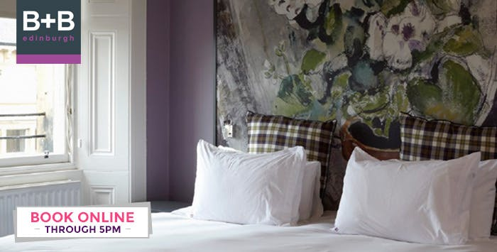 £89 for an Overnight Stay with Breakfast, Bottle of Wine + Late Check-Out for 2