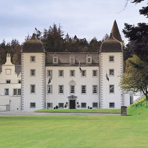Photo of Barony Castle