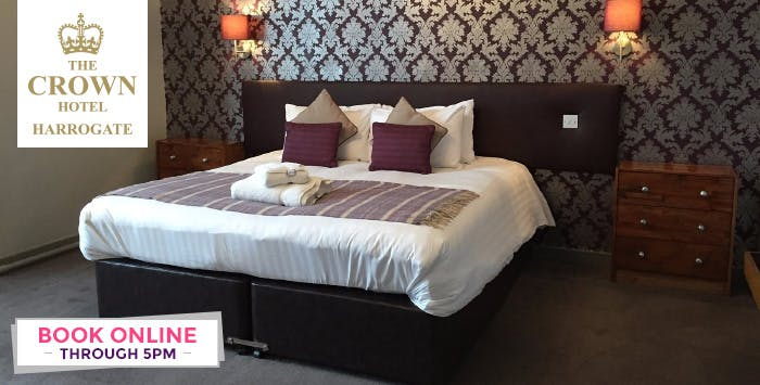 1 or 2 Night Stay with Breakfast + Food & Drink Spend for 2; from £99