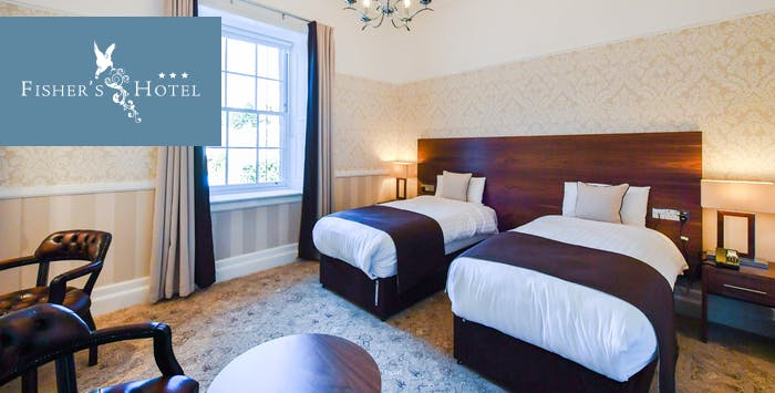 £79 for a Sunday Night Stay + Dinner & Arrival Drink for 2