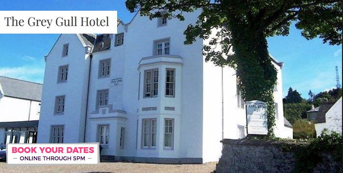 £59 for an Overnight Stay with Dinner & Late Check-Out for 2