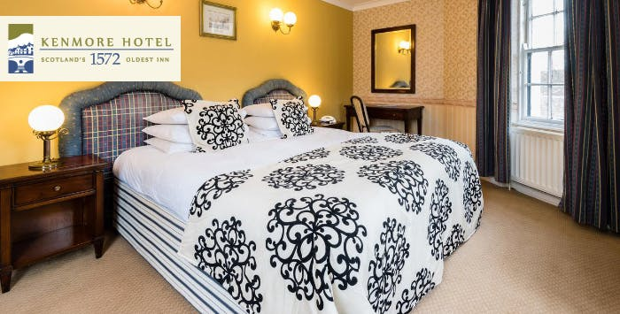 1 or 2 Night Stay with Optional Dinner for 2, from £59