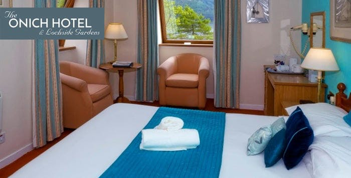 1 or 2 Night Stay with Breakfast + Option of Dinner + Bottle of Wine for 2, from £59