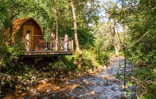 Hot Tub Lodge Stay for 2
