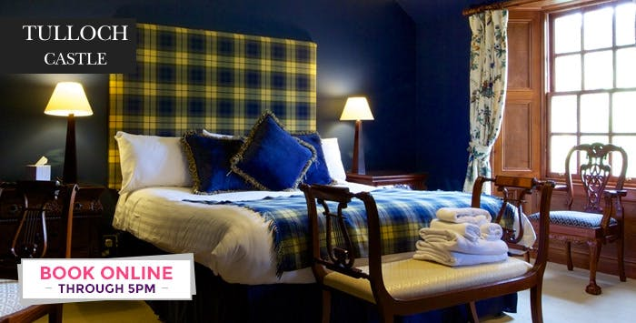 1 or 2 Night Stay with Breakfast + £50 Food/Drink Spend for 2; from £99