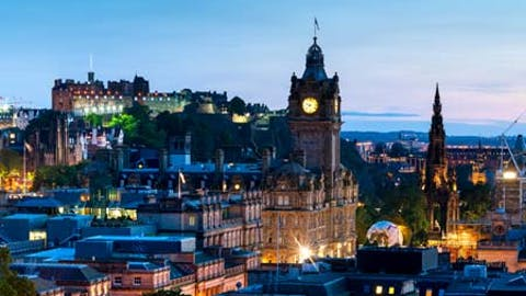 View deals in Edinburgh