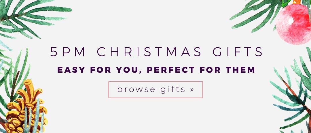 Shop Christmas Gifts