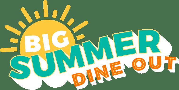 Big Summer Dine Out