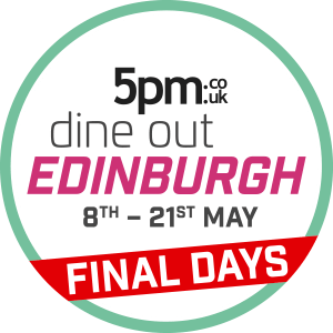 5pm.co.uk Dine Out Edinburgh