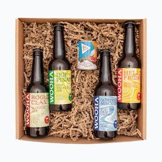 Hoppy Christmas Beer Gift Box