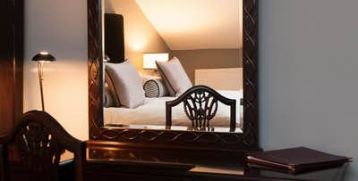 1 or 2 Night Stay in Small or Executive Double + Tasting Menu & Champagne for 2, from £149