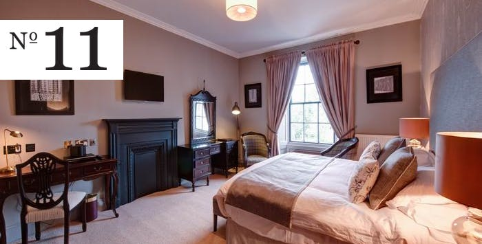 £189 for an Overnight Stay with Tasting Menu + Champagne for 2