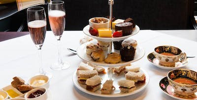 £26 for a Sparkling Afternoon Tea for 2