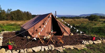 £199 for a 2 Night Glamping Activity Break for 2