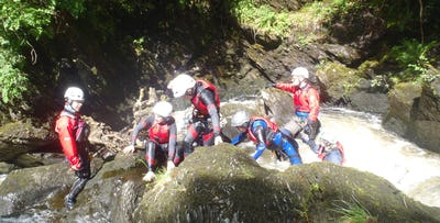 £39 for a Canyoning Adventure