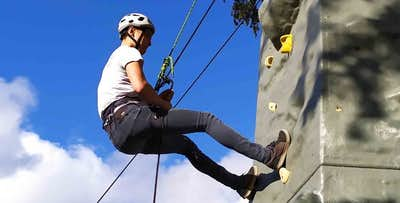 Climbing & Abseiling Experience for 1, 2 or 4; from £39