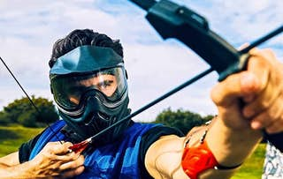 Combat Archery Experience