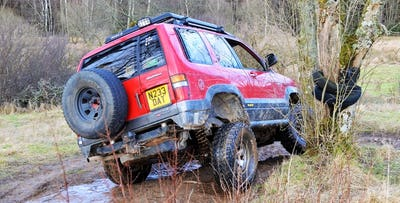 Kids, Junior or Adult Introduction to 4x4 Driving, from £24