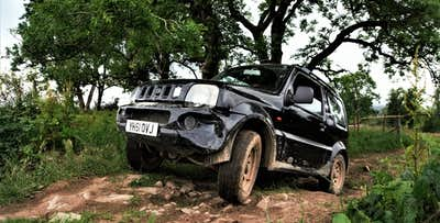 £24 for a Junior 4x4 Adventure for 1