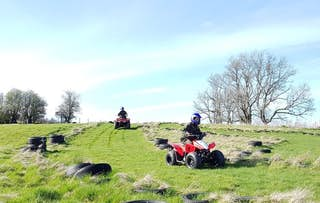 Quad Biking Session