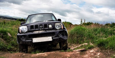 Junior or Kids Introduction to 4x4 Driving, from £49