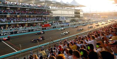 £1,399 for an Abu Dhabi Grand Prix Pass on 25th November with Flights + Accommodation