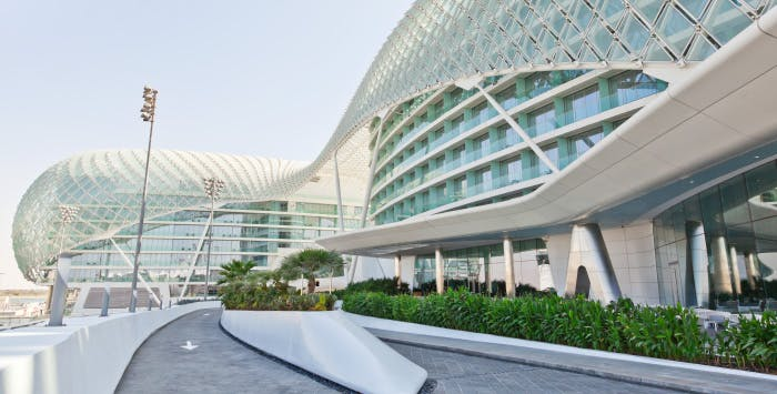 £1299 for an Abu Dhabi Grand Prix Pass on 26th November with Flights + Accommodation