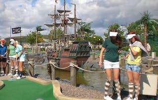 Mini-Golf, Slush & Arcade