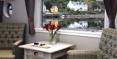 Overnight Barge Stay + Breakfast for 2, from £130