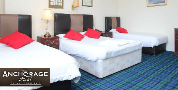 1, 2 or 3 Night Stay with Dinner Options for 2, from £39