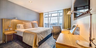 1, 2 or 3 Night Stay with Bottle of Prosecco + Optional Breakfast & Late Check-Out for 2; from £69