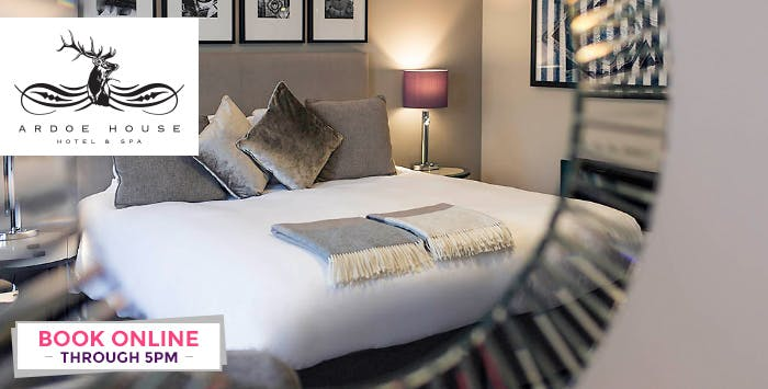£125 for an Overnight Stay with Breakfast, Dinner + Late Check-Out for 2