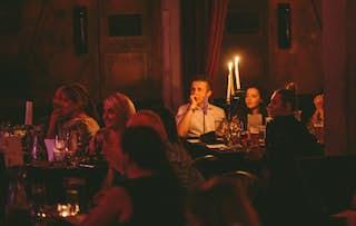 Cabaret, Meal & Fizz: 8/2