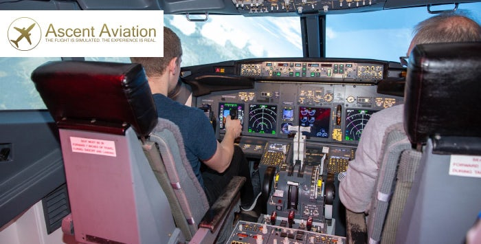 Flight Simulator Session - 5pm co uk