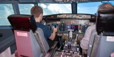 Flight Simulator Experience for 1 or 2 People; from £49
