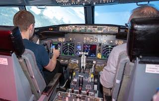 Flight Simulator Session