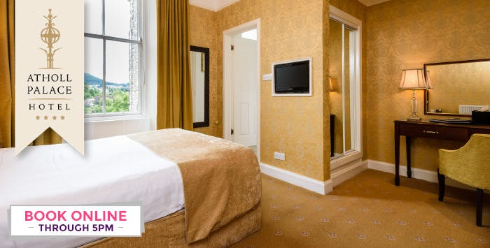 1 or 2 Night Stay with Dinner for 2, from £139