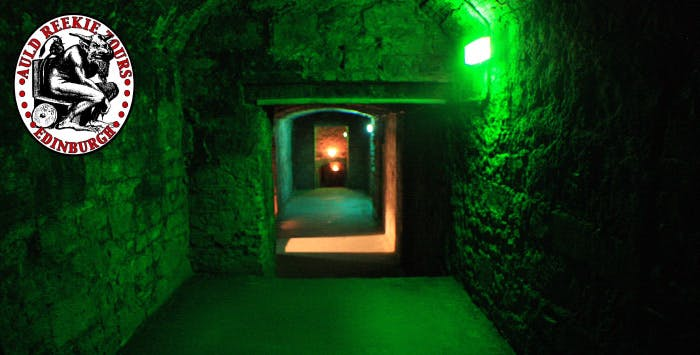 Choice of Vault or Graveyard Tour in Edinburgh, from £5