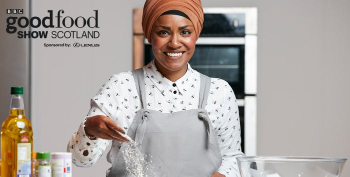 £10 for a Ticket to BBC Good Food Show on Friday 19th or Sunday 21st October at SEC Glasgow