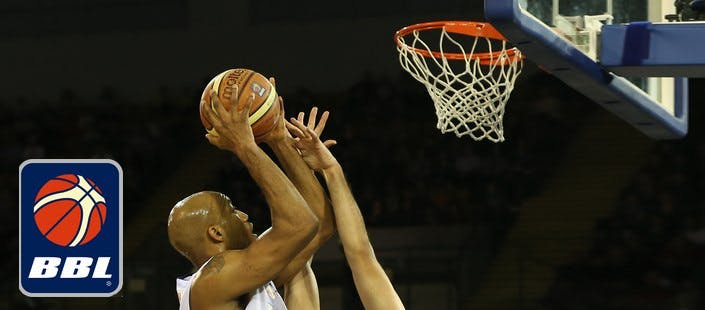 Tickets to British Basketball League Trophy Final on 27th February 2016, from £10