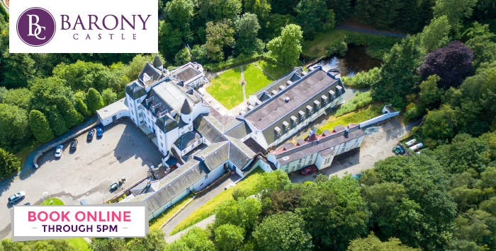 1 or 2 Night B&B Stay with Spa Discount & Use of Facilities + Option of Dinner for 2, from £79