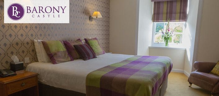 £89 for an Overnight B&B Stay + Bottle of Wine for 2