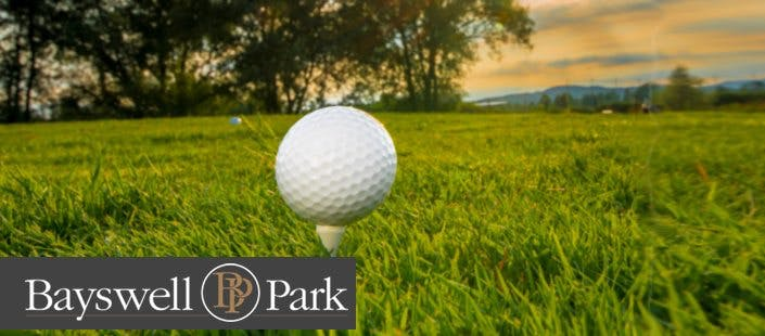 £145 for an Overnight DB&B Stay + Treatment or Golf for 2