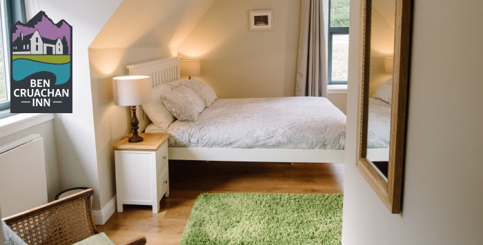 1 or 2 Night B&B Stay with Bottle of Wine + Optional Dinner for 2, from £69