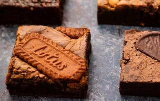 Luxury Handmade Brownies