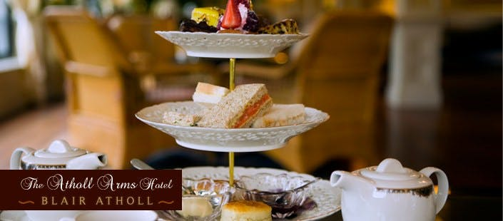 £59 for an Overnight B&B Stay + Afternoon Tea for 2
