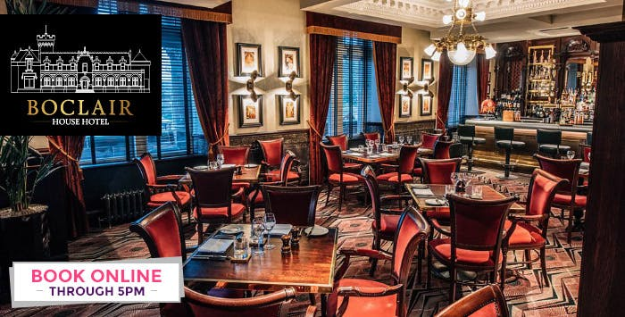 £15 for a Main Course + Glass of Wine for 2 People at Annabel's