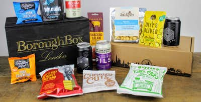Father's Day Beer & Snack Box, from £19