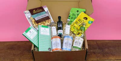Gin & Gourmet Snack Craft Box, from £19